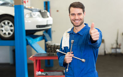 Volvo Tie Rod Failure Fix