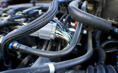 BMW Vacuum Hose Leak Fix