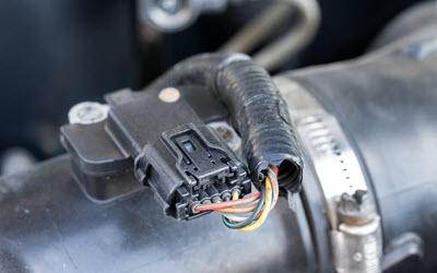 Mercedes MAF Sensor Check