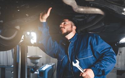 Land Rover Suspension Strut Failure Fix