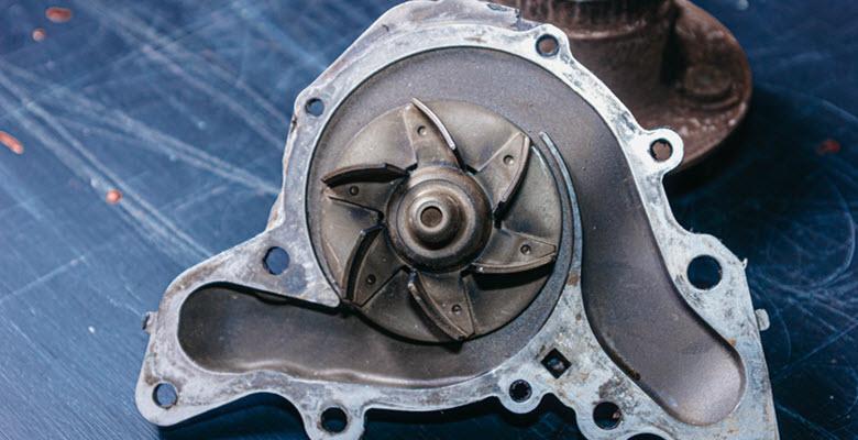 Porsche Used Water Pump